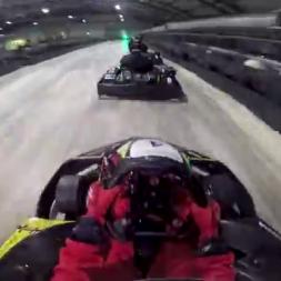 Absolutely Karting Bristol - Race 1 - Uni Of Bath Motorsports