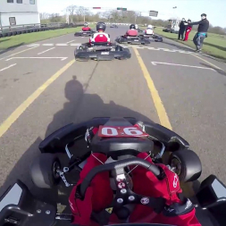 BUKC 2018 - Whilton Mill - Practice/Quali - University of Bath - (16/02/18)
