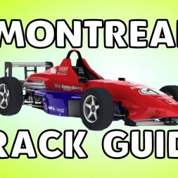 iRacing Skip Barber Track Guide - Circuit Gilles Villeneuve Montreal
