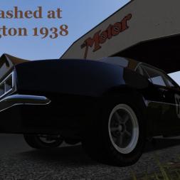 Assetto Corsa V8 Unleashed at Donnington GP 1938.