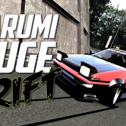 Otarumi Touge Golden Drift Spot VR