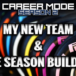Welcome to the start of F1 2017 career season 2!! MY NEW TEAM!!