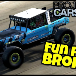 Fun Pack Bronco - Project Cars 2 - VR
