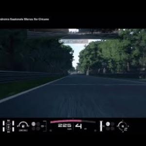GTS EU Record Lap Monza Gr.1
