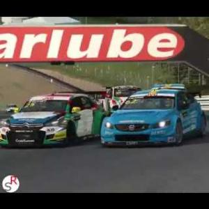 RaceRoom - WTCC 2017 @Brands Hatch Indy - VR(DK2)