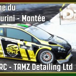 Dirt Rally - Ford Fiesta RS - Approche du Col de Turini