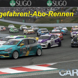Renault Clio Cup @Sugo Sportsland - Abgefahren!-Abo-Rennen am 23.02.2018 - Project Cars 2