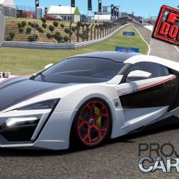 Project Cars 2 * W Motors Lykan Hypersport [mod download]