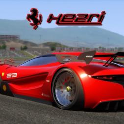 Assetto Corsa * Ferrari Xezri Competizione Concept [download]