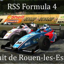 Assetto Corsa: RSS Formula 4 // Circuit de Rouen-Les-Essarts (VR)