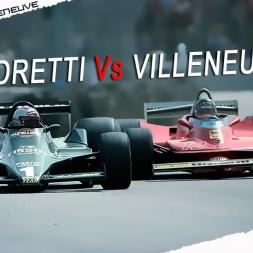 Assetto Corsa 1979 Brands Hatch Mario Andretti vs Gilles Villeneuve