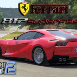 Project Cars 2 * Ferrari 812 Superfast [mod download]