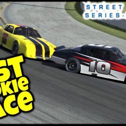 Last Rookie Race - iRacing Street Stock Series Rookie - USA International Speedway - VR