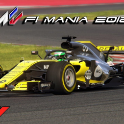 Assetto Corsa * F1 2018 by ACF1 Mania [download]