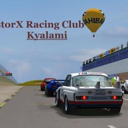 rFactor HistorX Racing Club Kyalami