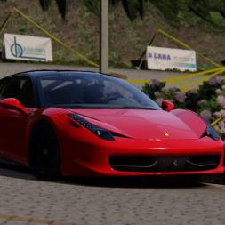 Ferrari 458 Italia @St. Luzia - Assetto Corsa (1.16.3)