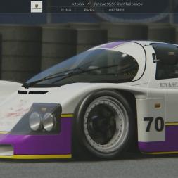 Assetto corsa Porsche 962 Canepa specs.