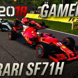 F1 2018 Ferrari SF71H  Gameplay