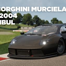 Lamborghini Murcielago R-GT / Istanbul Park / Assetto Corsa / Cockpit + Replay