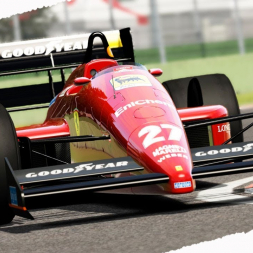 Assetto Corsa - Ferrari F1 87/88 Beta 0.5  by ACracer