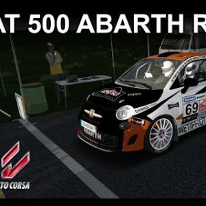 FIAT 500 ABARTH R3T - ASSETTO CORSA