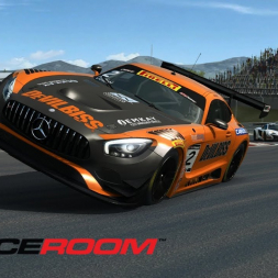 Hardcore GT3-Rennen @Red Bull Ring GP - RaceRoom Racing Experience