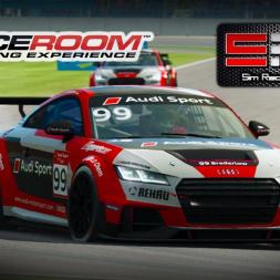 Audi TT Cup at Hockenheim - SRS (PT-BR)