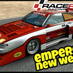 Emperor's New Weapon - Nissan Silvia Turbo - Raceroom Racing Experience - VR