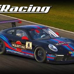 Porsche 911 GT3 Cup at Monza (PT-BR)
