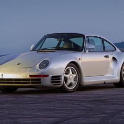 Project Cars 2: Porsche 959 at Laguna Seca!!