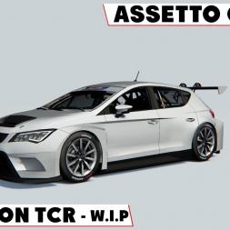 ASSETTO CORSA / SEAT LEON TCR / W.I.P