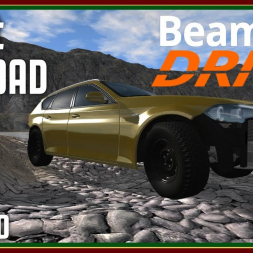 BeamNG - Will it OFFROAD - 200 BX - ETK 800