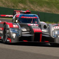 Gran Turismo Sport: Audi R18 LMP1 at Autodrome Lago Maggiore West