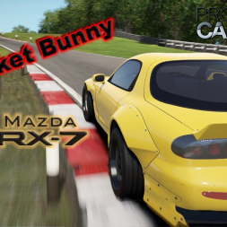 Project Cars 2 * Mazda RX7 Rocket Bunny [mod download]