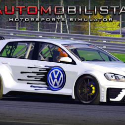 Golf GTi TCR at Red Bull Ring (PT-BR)