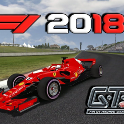 GTR2 * F1 2018 by RMS [mod download]