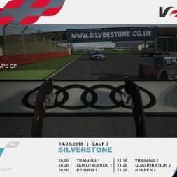 RaceRoom | VRTM Round 3 Silverstone Practice Race