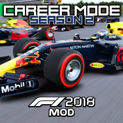 F1 2018 modded Career S2 - Round 2: China - EVERYONE IS INSANE!!