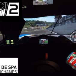 Project CARS 2 - Ferrari 488 GTE @ Spa-Francorchamps