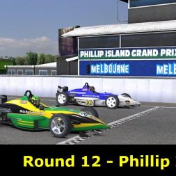 iRacing - Skip Barber UK & I League - Phillip Island