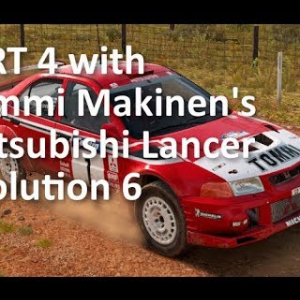 Dirt 4 - Mitsubishi Lancer Evolution VI - Rally Australia 1999 - S2 TMR