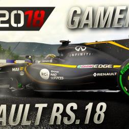 F1 2018 Renault RS.18 Mod