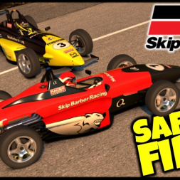 Safety First - iRacing Skip Barber Series - Lime Rock Park - VR