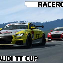 RaceRoom / Sim Racing System / Audi TT Cup @ Nurburgring