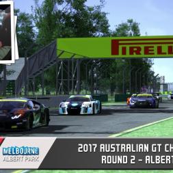 Australian GT Championship -  Round 2 Albert Park