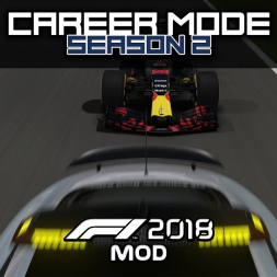 F1 2018 modded Career S2 - Round 3: Bahrain - SAFETY FIRST... TWICE!?