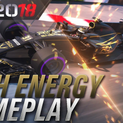 NEW FORCE INDIA TAKEOVER RICH ENERGY F1 2018 GAMEPLAY