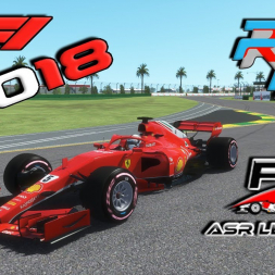 rFactor 2 * F1 2018 by ASR out now [free download]