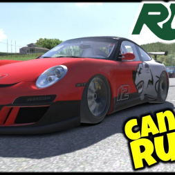 Can You Ruf It - iRacing Ruf GT3 Challenge - Lime Rock Park - VR
