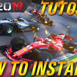 How To Install F1 2018 Season Mod Tutorial